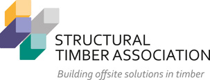 Structural Timber Association logo