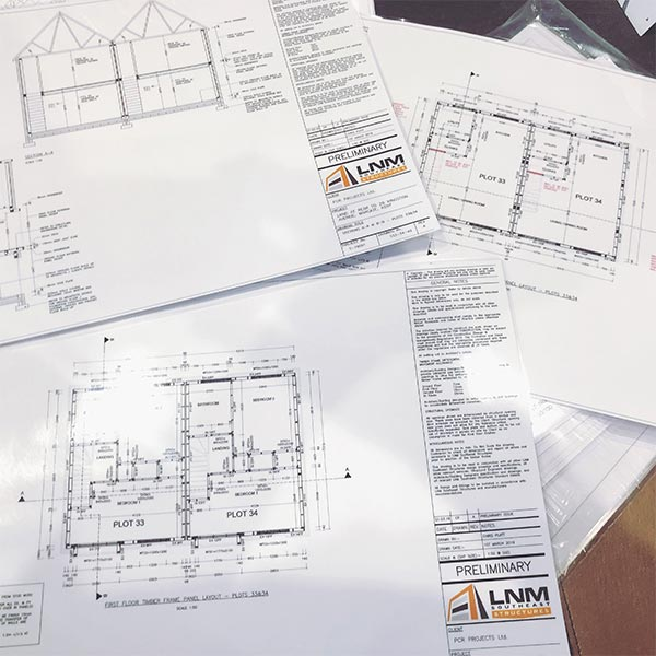 Specification plans